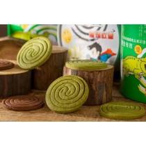【簡單美味工坊】蚊香造型餅乾-