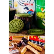 【簡單美味工坊】蚊香造型餅乾+火柴棒餅乾