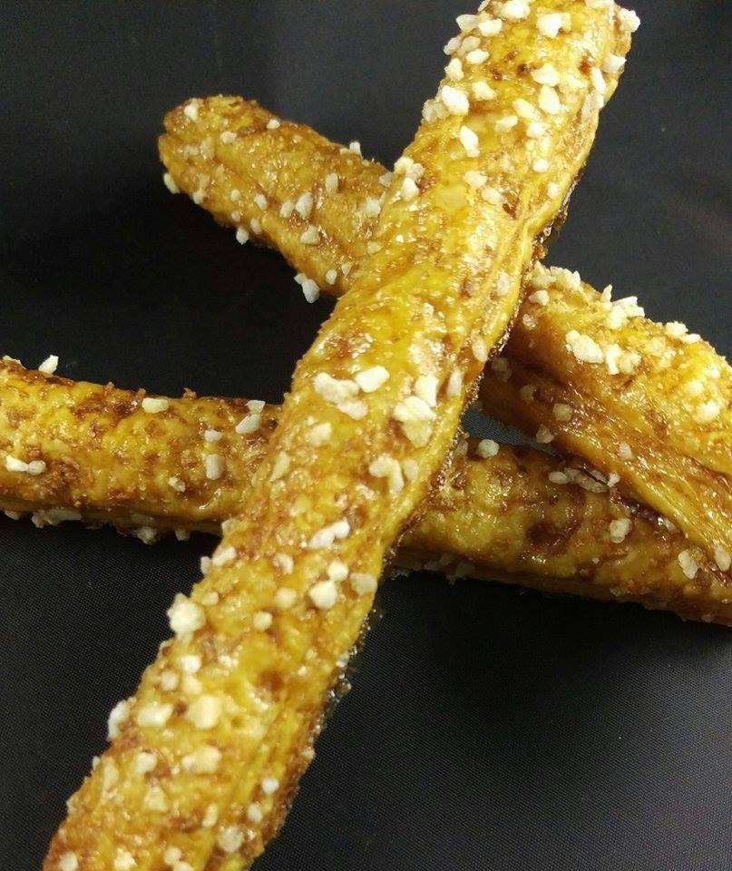 【簡單美味工坊】蜂蜜脆糖千層酥