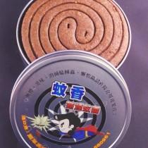 【簡單美味工坊】鐵罐超人蚊香(巧克力蚊香餅乾)