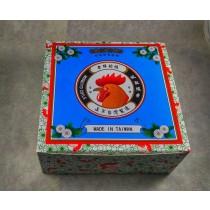 【簡單美味工坊】四方盒蚊香餅乾(綜合口味)